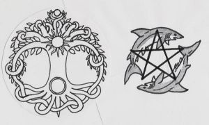 Tattoo Designs by Shara-Moonglow
