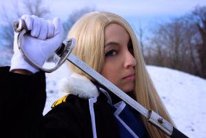 Ice look by Tanpopo89