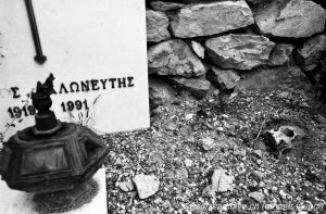First Cemetery of Athens by iconicarchive