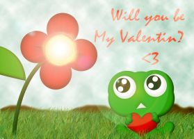 a Frog's Valentine... by aod799