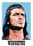 Winnetou by Aguza