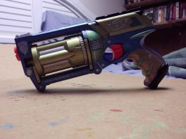 My Modded and Colored Maverick by MrPresident92