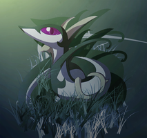 Snake in da Grass by Marraphy