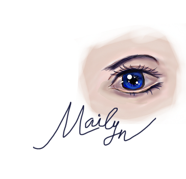 Eye by Mailyn2kt