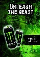 Monster Energy Drink by Alexia05Ashford