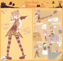 .:AK:. Halloween Event 2015 by KitenChan