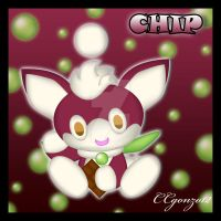Chip 'Light Gaia' Chao by CCgonzo12