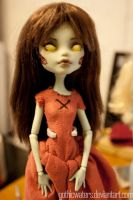Jez - Monster High Repaint by GothicWaters