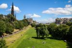 Beautiful Edinburgh by Budeltier