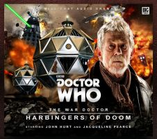 The War Doctor - Harbingers of Doom by PEJ72