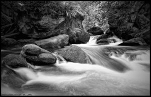 Colorless Cascade by SteelAtlas