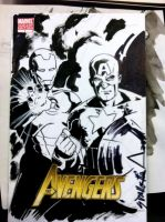 First sketch cover ever by GIO2286