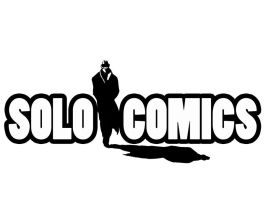 Comic book store logo by noworries1980
