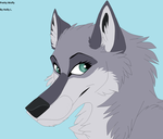 Pretty Wolfy by Hawaiifan