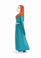 Sansa Stark by SovereignSky