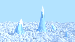 Low Poly Ice King by Vermacian55