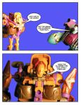 Lugnut and Strika + Inferno 37 by GhostLord89