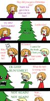 On Christmas Trees by youmee400