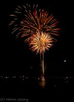 Incline Fireworks 2 by MartinGollery