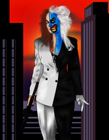 Lady Two-Face by hkv3