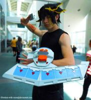 AX 2011 Lets Rev it Up by broken-with-roses