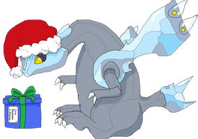 Holiday Kyurem by Squidacious
