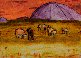 Pathologic / Odong with some cows by inq-princess