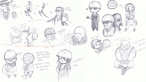 TF2 Sketchdump 2 by Cheribi