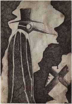The Plague Doctor 1 by ShaneGallagher