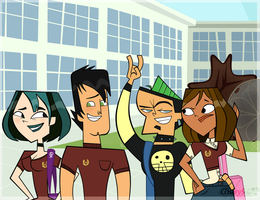 TD The end of the school by Giusy96