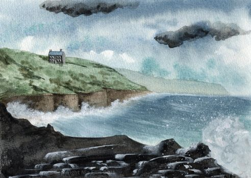 Porthleven by ZurinaRose