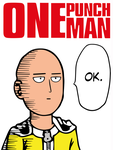 One Punch Man - Saitama by RobertoJOEL1307