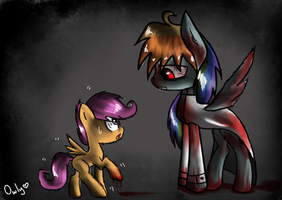 I'm Tired Of Your Sh!t by Dj-SkullLover