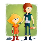 Brothers: A Tale of Two Sons by BobbyBaxter