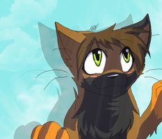 I Is A Cute Kitten OuO by CookiemonsterMS