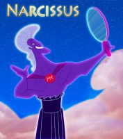 Narcissus by 666-Lucemon-666
