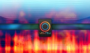 Intensity Ubuntu Wallpaper Remix by cdooginz