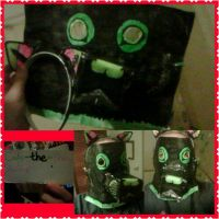 Cady mask!!!! by spiralthedragon