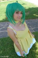 Ranka Lee - MACROSS FRONTIER (II) by ExionYukoCosplay