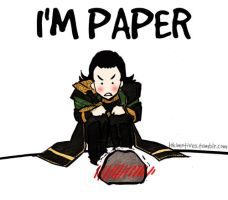 In which Loki seduces a rock... by Lokimotives
