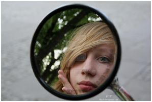 Mirror 2 by Lhach