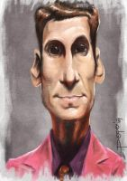 Perry Farrell by Parpa