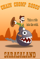 Chain Chomp Rodeo by ZeFrenchM