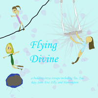 Flying Divine by Electrispaz
