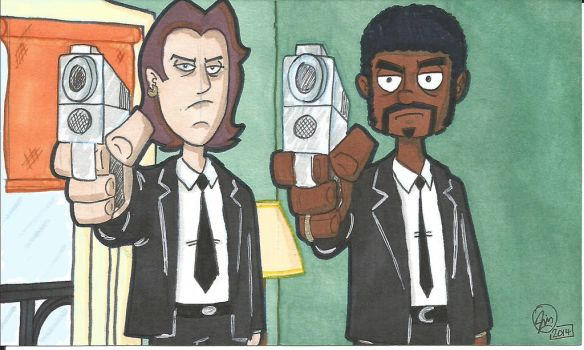 Pulp Fiction by Jimothy2001