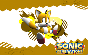 Sonic Generations- Classic Tails by Nibroc-Rock