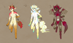 unicorn bois ADOPTABLES -CLOSED- by Le-Juge