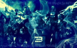Mass Effect 3 - Our Eternal Struggle by wampragos