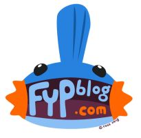 FYP Sticker Contest Entry by dragofyre7