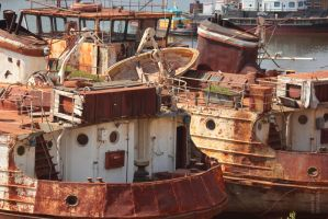 Ship graveyard2 by Dasbasa